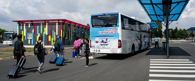 Passagers | Aéroport Paris Beauvais